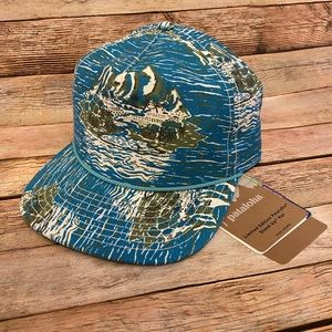 NWT Patagonia Pataloha Malama Aina SnapBack Hat
